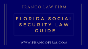 Read more about the article Florida Social Security Law Guide