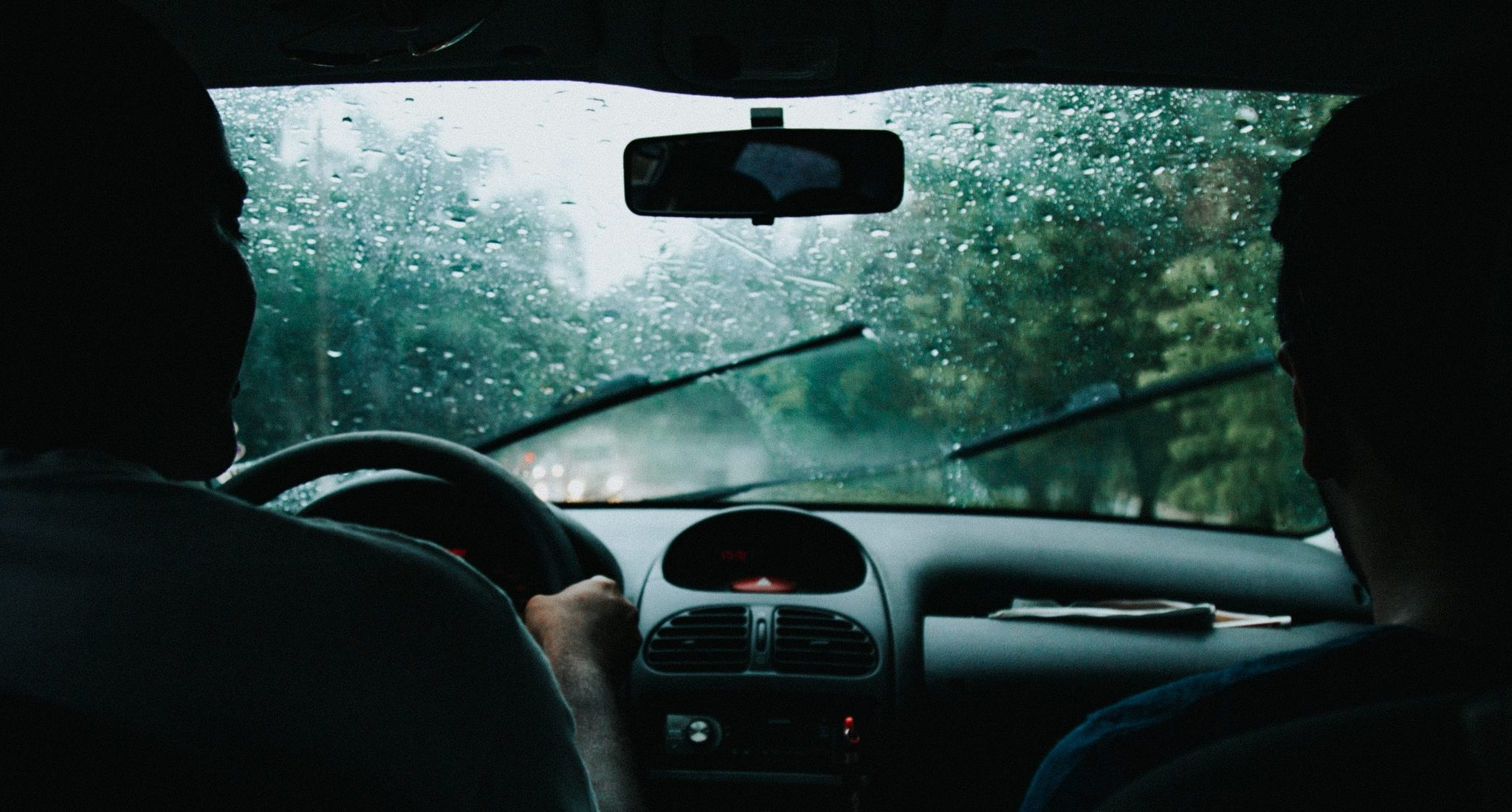 Rainy Season and Car Accidents
